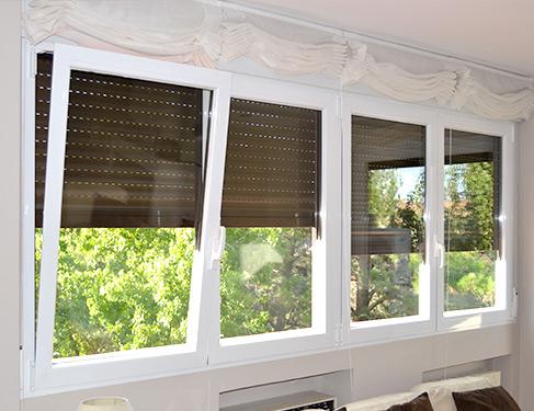 Fabricantes de ventanas practicables en barcelona for Ventanas de aluminio economicas