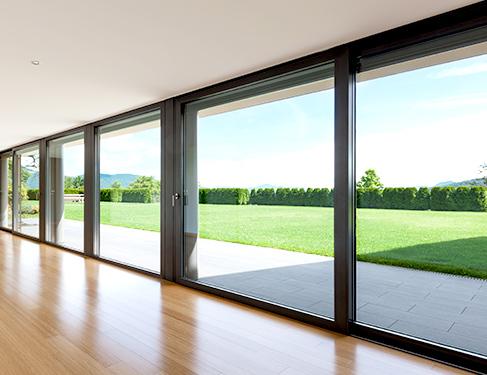 Fabricantes de puertas correderas para terrazas en - Puertas de aluminio para terrazas ...